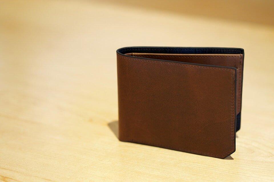 portfel na walentynki