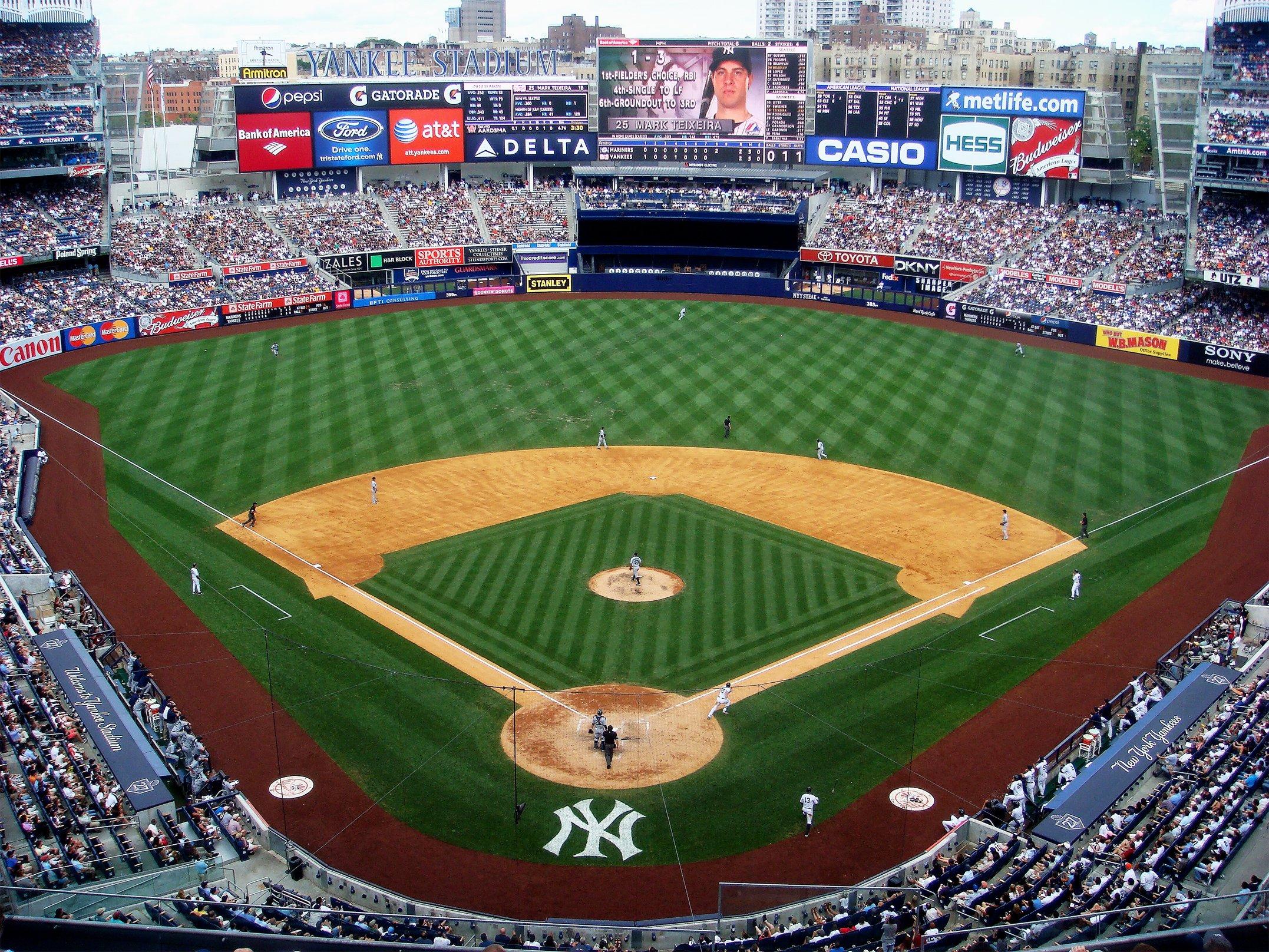 boisko do baseball