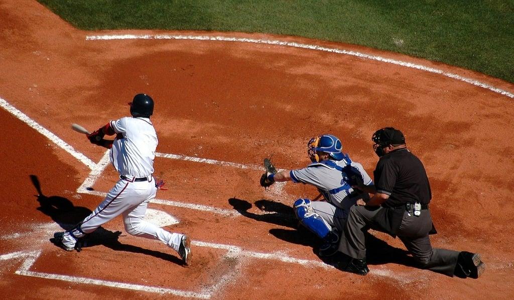 zasady gry baseball
