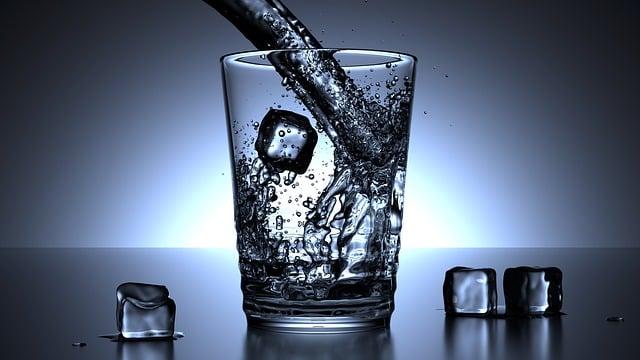 woda z lodowca cena