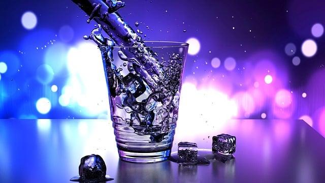 ile kosztuje woda z lodowca