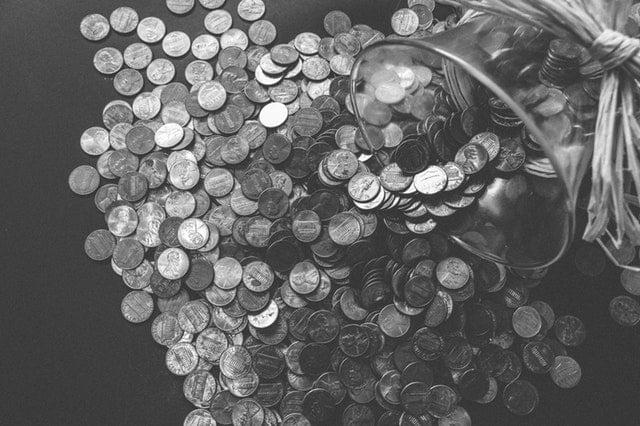monety wykrywacz metali