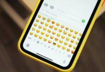 emoji w smartphonie
