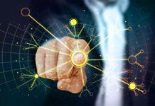 wizualizacja systemu ERP produkcja