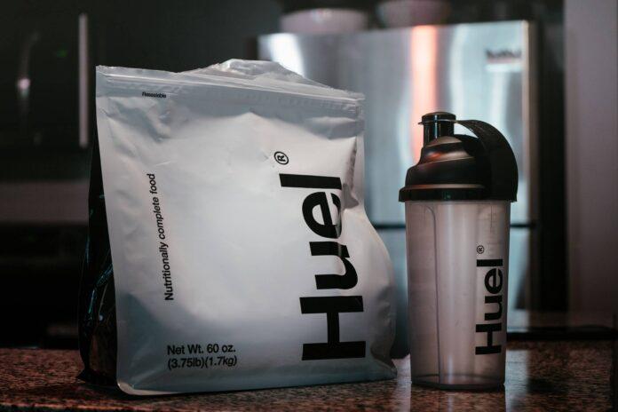 Produkty marki Huel
