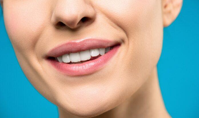 wyczyszczone zęby